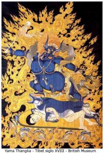 yama tibetano