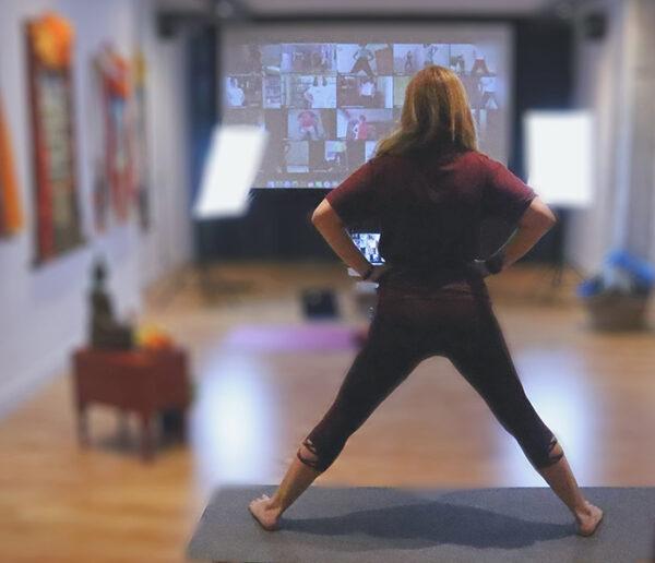 Clases de Yoga con Alicia Beltrán