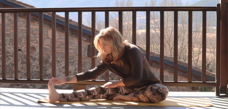 Open Yoga con Alicia Beltrán